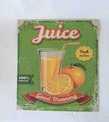Poster Juice Good Morning