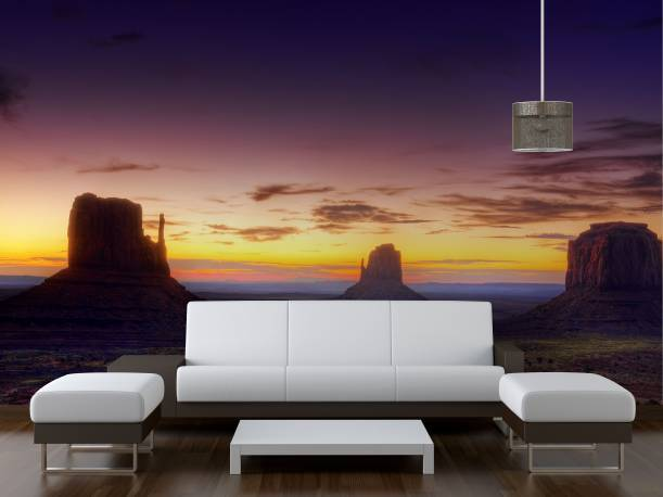 Foto Mural Monument Valley