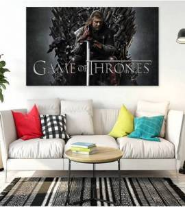 Painel Adesivo Game of Thrones