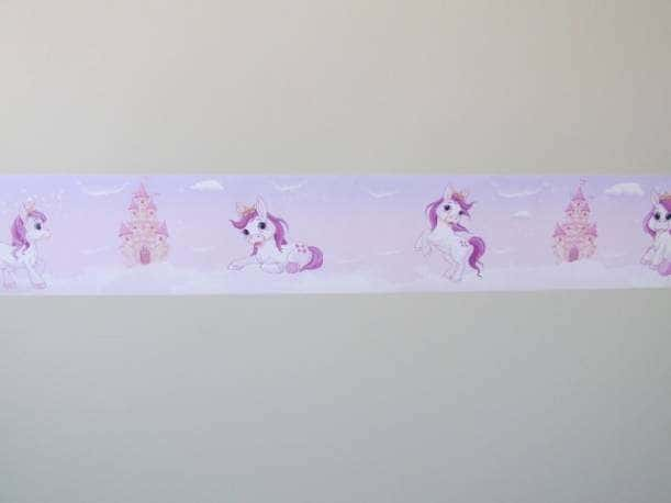 Faixa decorativa my little pony